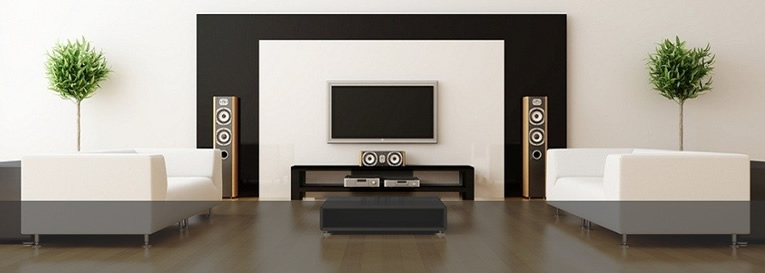 In Wall Home Theater Systems home theater installation for wall mount tvs, surround sound in