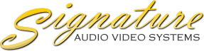 Signature Audio Video